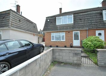 Thumbnail 3 bed semi-detached house for sale in Pesley Close, Hartcliffe, Bristol