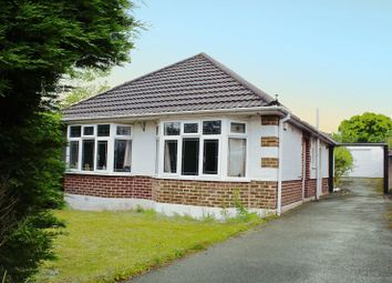 Thumbnail 2 bedroom bungalow for sale in Cranbrook Road, Parkstone, Poole BH12.