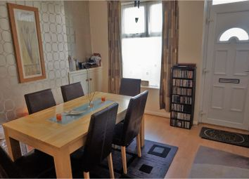 Thumbnail 2 bed terraced house for sale in Tyrrell Street, Leicester