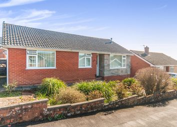 Thumbnail 3 bed detached bungalow for sale in Harrington Gardens, Pinhoe, Exeter