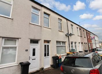 Thumbnail 2 bedroom terraced house for sale in Magor Street, Newport