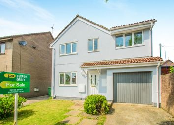 Thumbnail 4 bedroom detached house for sale in Falconwood Drive, Michaelston-Super-Ely, Cardiff
