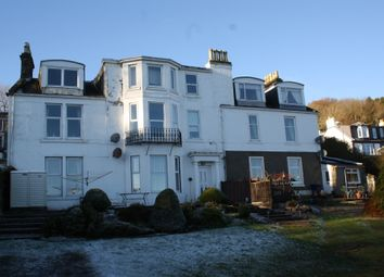 Thumbnail 2 bed flat for sale in 5 Mackinlay Street, Rothesay, Isle Of Bute