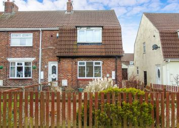 Thumbnail 2 bed semi-detached house to rent in Handel Terrace, Wheatley Hill, Durham