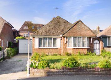 Thumbnail 2 bed detached bungalow for sale in Vernon Close, Rustington, Littlehampton