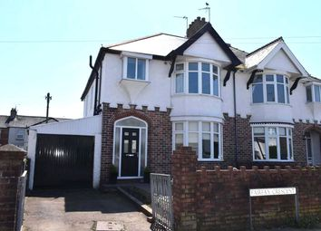 Thumbnail 3 bed semi-detached house for sale in Fairfax Crescent, Porthcawl