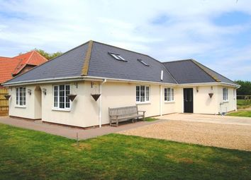 Thumbnail 4 bed bungalow for sale in Leverington, Wisbech