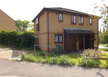 Thumbnail 2 bedroom semi-detached house for sale in Ambridge Grove, Peartree Bridge, Milton Keynes, Buckinghamshire