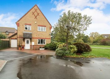 Thumbnail 4 bed detached house for sale in Coalport Close, Newhall, Harlow