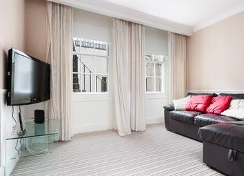 Thumbnail 3 bed flat to rent in Albyn Place, Edinburgh