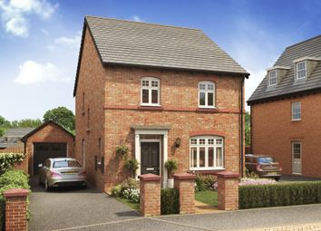 "Thumbnail 4 bed detached house for sale in ""Moulton"" at Tarporley Business Centre, Nantwich Road, Tarporley"