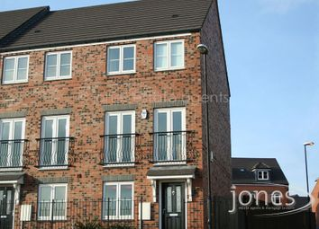 Thumbnail 4 bed town house to rent in Water Avens Way, Stockton On Tees