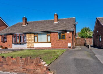 Thumbnail 2 bed semi-detached bungalow for sale in Paradise Lane, Pelsall, Walsall