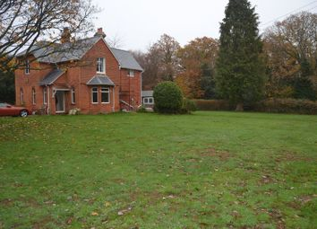 Thumbnail 3 bed detached house for sale in Parkhurst Forest, Newport