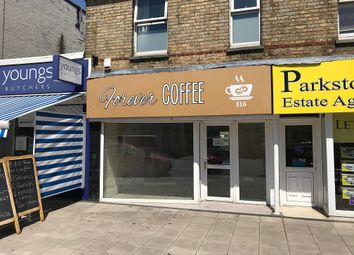 Thumbnail Retail premises to let in 316 Ashley Road, Parkstone, Poole
