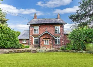 Thumbnail 5 bed detached house for sale in Black Firs Lane, Somerford, Congleton