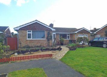 Thumbnail 3 bed bungalow for sale in Fieldway, Broad Oak, Rye, East Sussex
