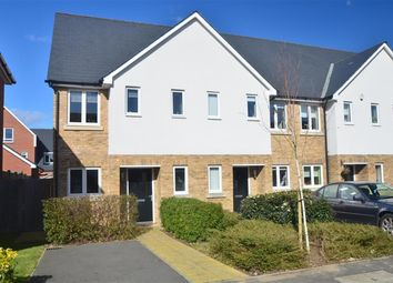 Thumbnail 2 bedroom end terrace house for sale in Parkview Way, Epsom, Surrey