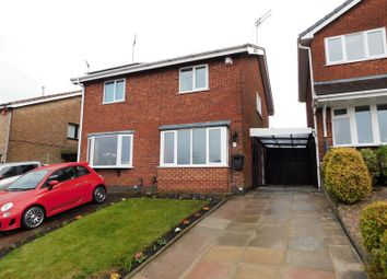 Thumbnail 2 bedroom semi-detached house for sale in Capricorn Way, Tunstall, Stoke-On-Trent