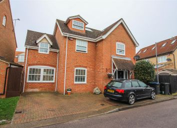 Thumbnail 4 bed detached house for sale in Davenport, Church Langley, Harlow