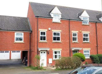 Thumbnail 3 bed semi-detached house for sale in The Plantation, Abbeymead, Gloucester