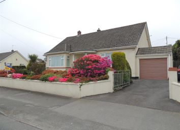 Thumbnail 3 bed detached bungalow for sale in Bethel Road, Boscoppa, St. Austell