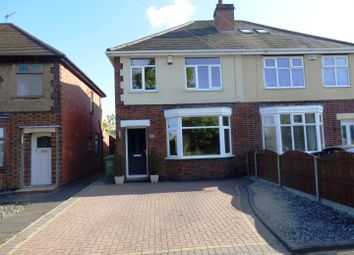 Thumbnail 3 bed semi-detached house for sale in Smorrall Lane, Bedworth