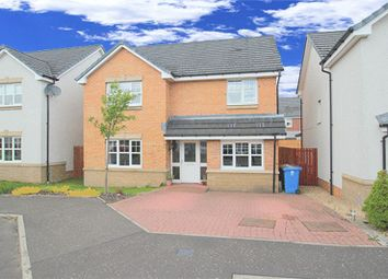 Thumbnail 4 bed detached house for sale in Elpin, Alloa