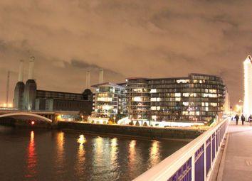 Thumbnail 1 bed flat to rent in Howard Bulding, Chelsea Bridge Wharf, Battersea
