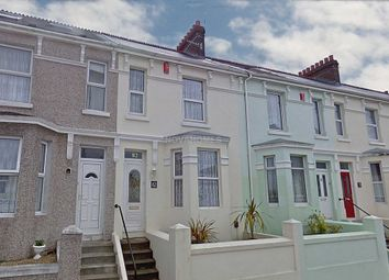 Thumbnail 2 bedroom terraced house for sale in South Milton Street, Cattedown