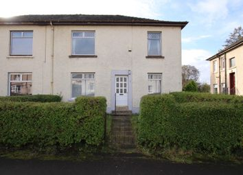 Thumbnail 2 bed semi-detached house to rent in Caldwell Avenue, Knightswood, Glasgow