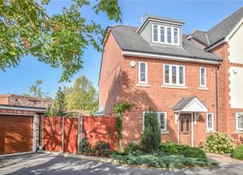 3 bed semi-detached house for sale in Rectory Close, Wokingham, Berkshire RG40