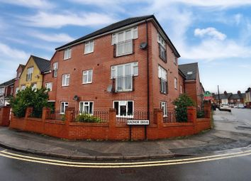 Thumbnail 2 bed flat for sale in Radnor Court 540 Heath End Road, Nuneaton