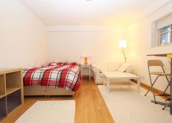 Thumbnail 1 bedroom flat to rent in Studio Apartment, Rope Street, Surrey Quays, London