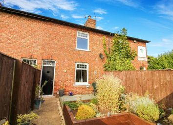 Thumbnail 2 bed terraced house for sale in Station Cottages, Fawdon, Newcastle Upon Tyne