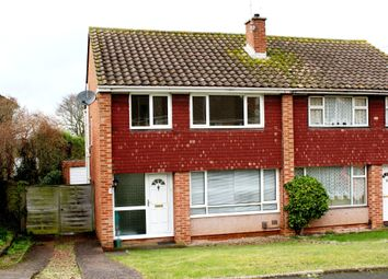 3 bed semi-detached house to rent in Purcell Close, Exeter EX2