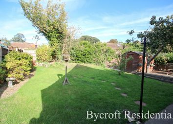 Thumbnail 3 bed detached house for sale in Saxon Gardens, Caister-On-Sea, Great Yarmouth
