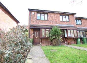 Thumbnail 2 bed end terrace house for sale in Kinnerton Way, Exwick, Exeter