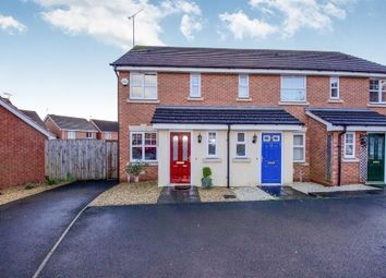 Thumbnail 2 bed end terrace house to rent in Torres Close, Chase Meadow Square, Warwick