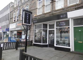 Thumbnail Restaurant/cafe for sale in Safu, 58, East Street, Newquay