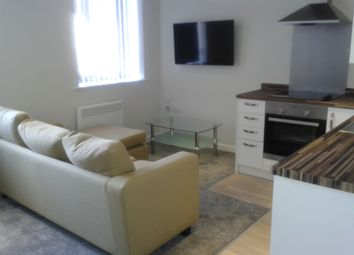 Thumbnail 1 bedroom flat to rent in Grattan Road, Bradford