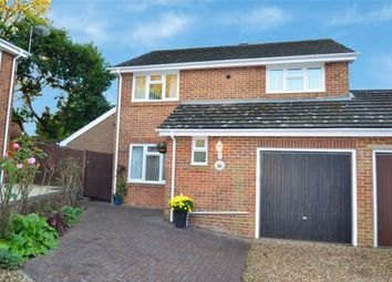 Thumbnail 4 bed detached house for sale in Leybourne Close, Walderslade Woods, Chatham