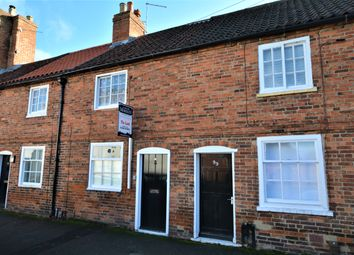 Thumbnail 2 bedroom cottage to rent in Mill Gate, Newark, Nottinghamshire