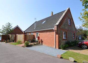 Thumbnail 3 bed link-detached house for sale in Emerys Close, Northrepps, Cromer