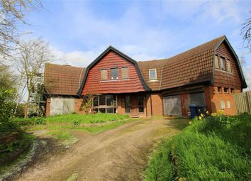 Thumbnail 4 bed detached house for sale in Church Lane, Plumtree, Nottingham