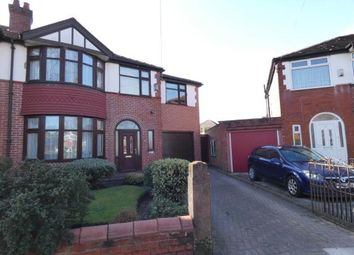 4 bed semi-detached house for sale in Henley Avenue, Firswood, Manchester, Greater Manchester M16