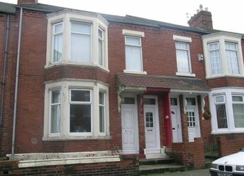 Thumbnail 2 bed flat to rent in St Vincent Street, South Shields, South Shields
