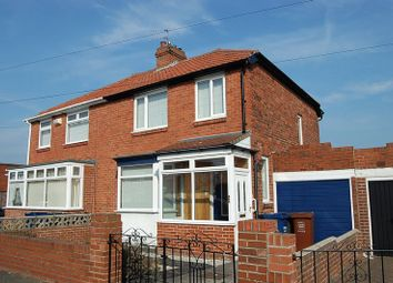 Thumbnail 2 bed semi-detached house to rent in Ennerdale Road, Walkergate, Newcastle Upon Tyne