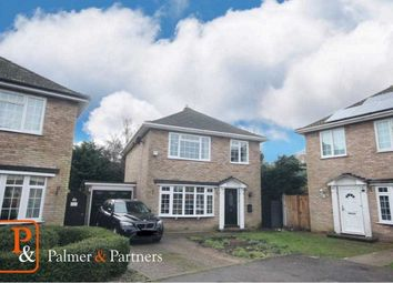 Thumbnail 3 bed detached house for sale in Woodlands Rise, Weeley, Clacton-On-Sea