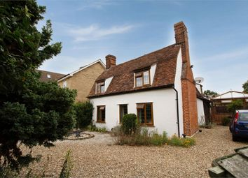 Thumbnail 3 bed detached house for sale in The Street, Capel St Mary, Ipswich, Suffolk